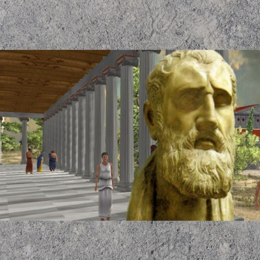 Stoa Okulu'nun Kurucusu Kıbrıslı Zenon ve Felsefesi