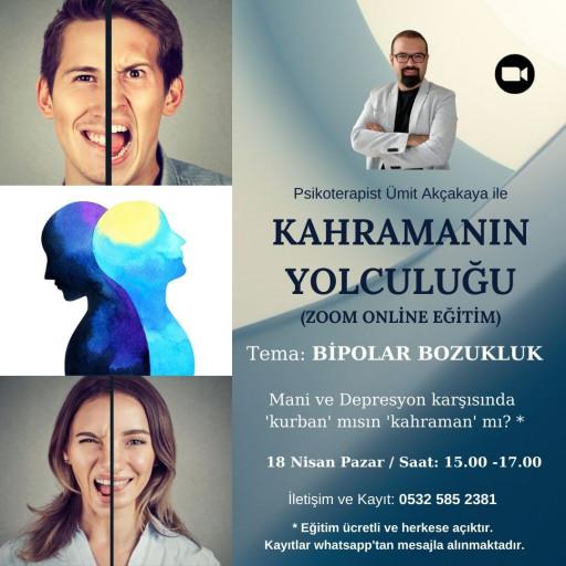 Kahramanın Yolculuğu: Bipolar Bozukluk